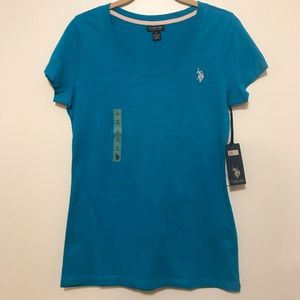 NWT , U.S. POLO ASSN.,   short sleeve Tee S